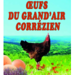 Logo Oeufs Du Grand Air Correzien