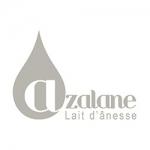 Logo Azalane, Lait D'ânesse Bio