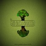 Logo Godblessbroccoli