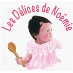 Logo Les Délices De Noémie