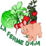 Logo A Petit Pas La Ferme D'aja