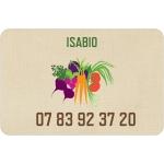 Logo Isabio