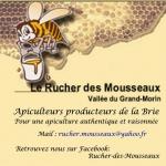 Logo Le Rucher Des Mousseaux