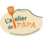 Logo L'atelier De Papa