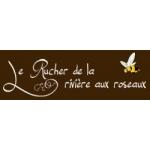 Logo Le Rucher De La Riviere Aux Roseaux