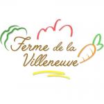 Logo Ferme De La Villeneuve