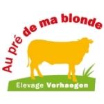Logo Au Pré De Ma Blonde