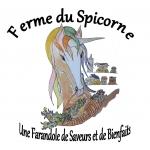 Logo Ferme Du Spicorne
