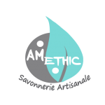 Logo Savonnerie Amethic
