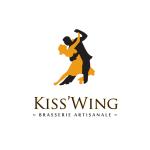Logo Brasserie Kiss'wing