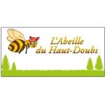 Logo L'abeille Du Haut-doubs