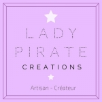 Logo Lady Pirate Créations