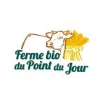 Logo Ferme Bio Du Point Du Jour