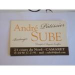 Logo Sarl André Sube