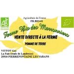 Logo Ferme Bio Des Marronniers