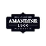 Logo Boulangerie Amandine 1900