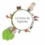 Logo La Ferme De Papilotte