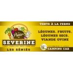 Logo Le Panier De Séverine