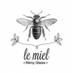 Logo Le Miel Rémy Glaise