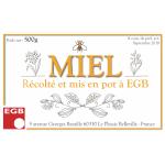Logo Miel Du Centre D'affaires Egb