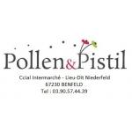 Logo Pollen & Pistil