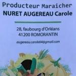 Logo Producteurs Nuret-augereau Carole