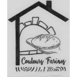 Logo Boulangerie Couleurs Farines