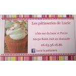 Logo Les Pâtisseries De Lucie