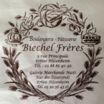Logo Boulangerie- Patisserie Biechel Frères