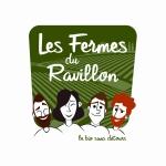 Logo Les Fermes Du Ravillon