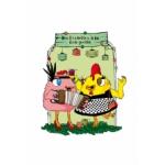 Logo Les Poulettes à La Guinguette