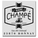 Logo Gaec de Champé