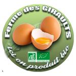 Logo Ferme Des Giraults