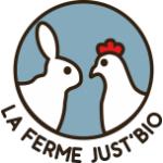 Logo La Ferme Just'bio