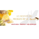 Logo Produits De La Ruche