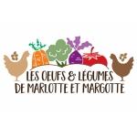 Logo Les Oeufs Et Légumes De Marlotte Et Margotte