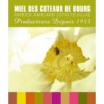 Logo Miel Des Coteaux De Bourg