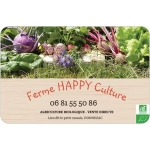 Logo Ferme Happy Culture