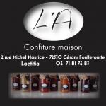 Logo L'a Confiture Maison