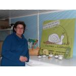 Logo L'escargot De La Ferme Du Lomont