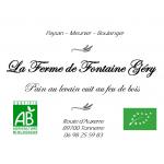 Logo La Ferme De Fontaine Géry