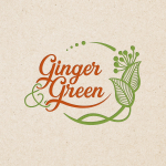 Logo Ginger & Green