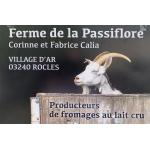 Logo Ferme De La Passiflore