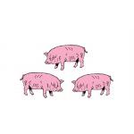 Logo Sarl Des Trois Petits Cochons