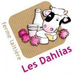 Logo Ferme Des Dahlias