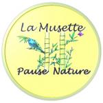 Logo La Musette Pause Nature