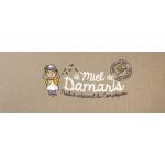 Logo Le Miel De Damaris