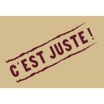 Logo C'est Juste!