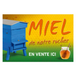 Logo Au Rucher D'happy Miel