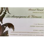 Logo Les Champignons De Vernusse